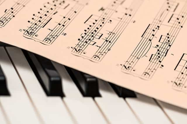 Busca partituras