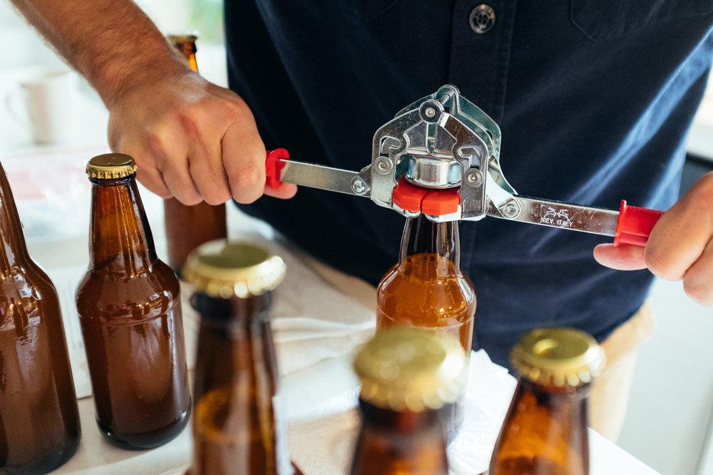 Aprender a hacer cerveza