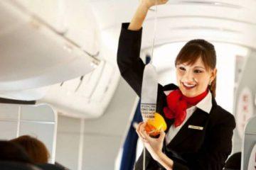 curso para poder ser azafata de vuelo