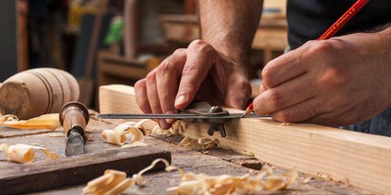 aprender carpintería fácil y rápido