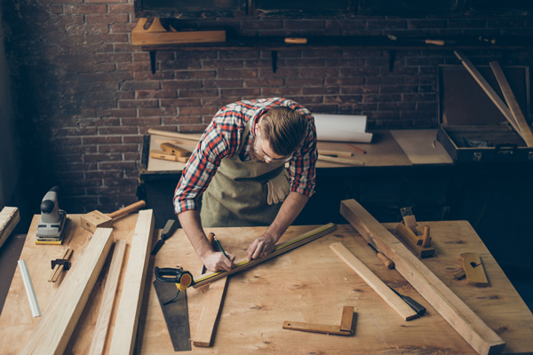 cómo aprender aprender carpintería fácil y rápido