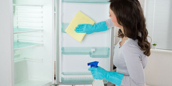 consejos para limpiar la nevera