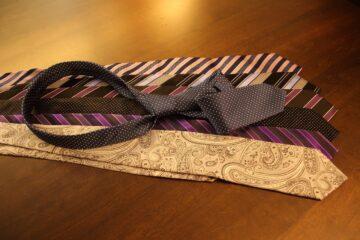Aprender a hacer nudos de corbata