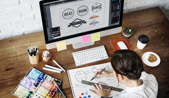 curso para aprender a diseñar logotipos