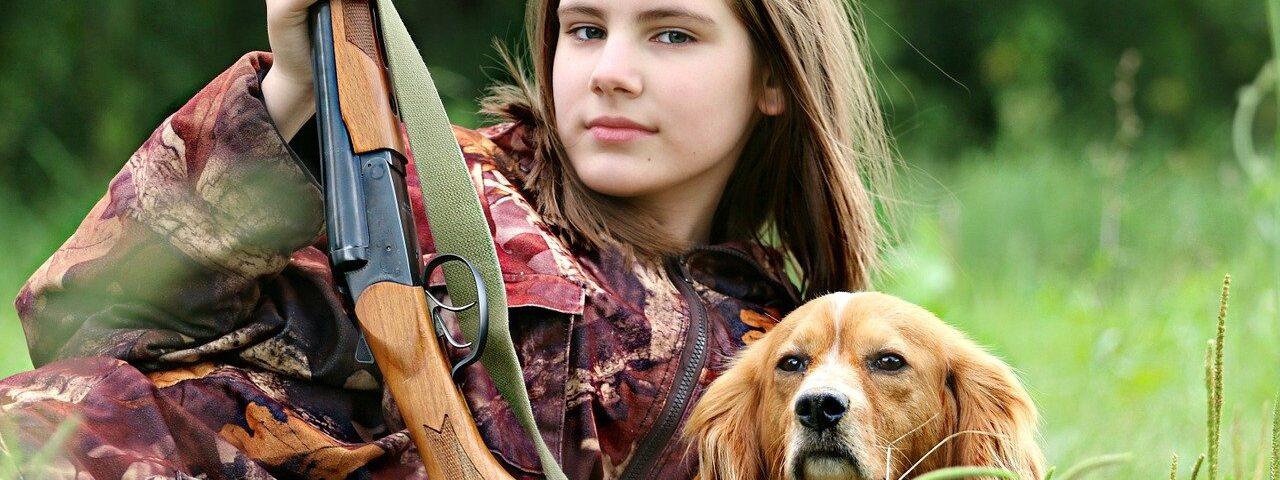 aprender a cazar