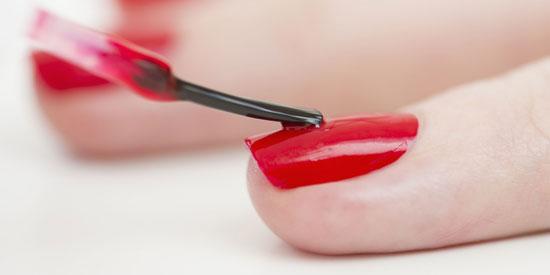 aprender a pintarse las uñas