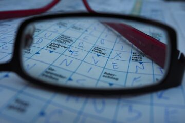 Aprender a resolver crucigrama